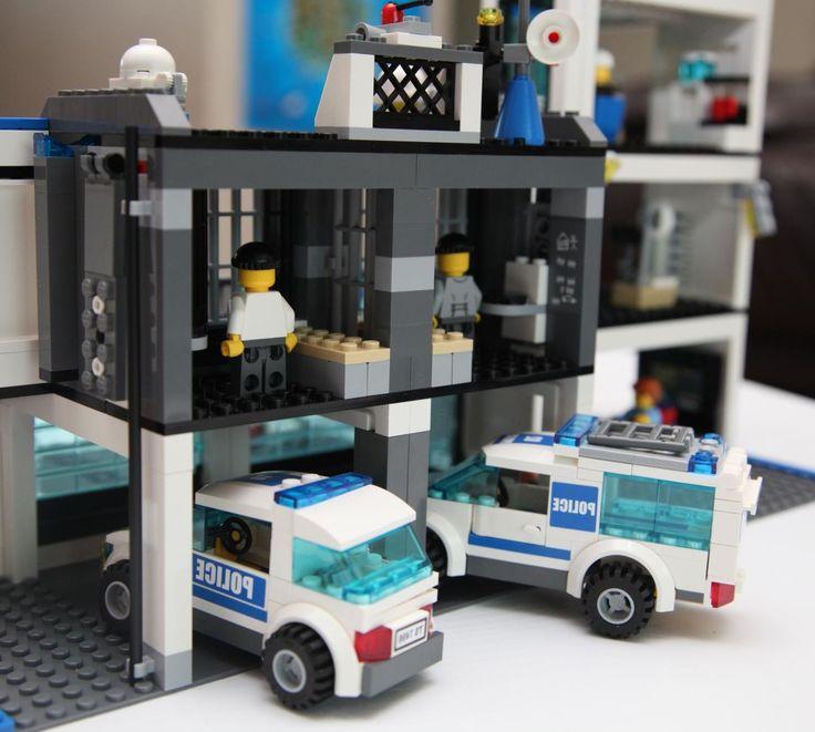 Lego City Police Van Instructions 60142