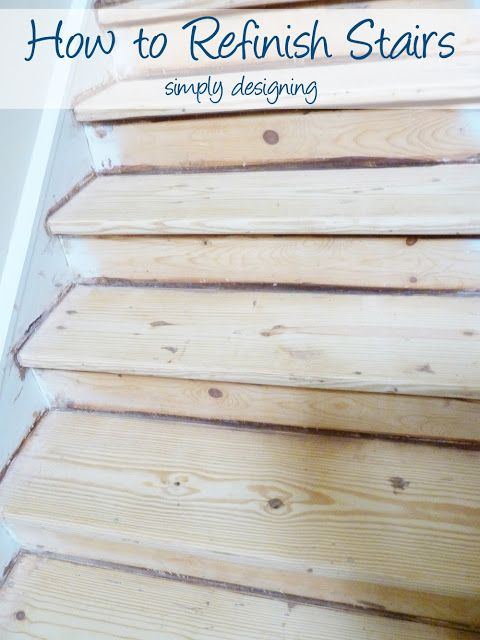 Staircase Make-Over {Part 3}: and the downhill spiral continues