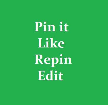 Le azioni disponibili su Pinterest
