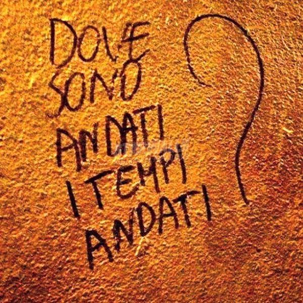 Scritte sui Muri Dispersi