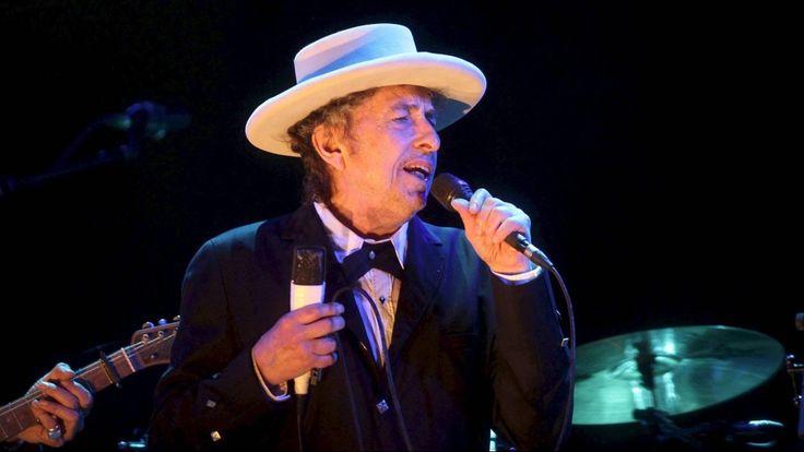 Nieuws: Bob Dylan krijgt de Nobelprijs voor de Literatuur. De Amerikaanse singer-songwriter krijgt deze onderscheiding voor 'het creëren van zijn poëtische expressies binnen de Amerikaanse muziekgeschiedenis'. Van harte Bob!