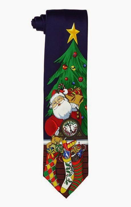 Christmas Neck Tie ~ Musical #Christmas #holidays #Christmastie #xmas #forhim #tie #mensfashion #festive #giftidea