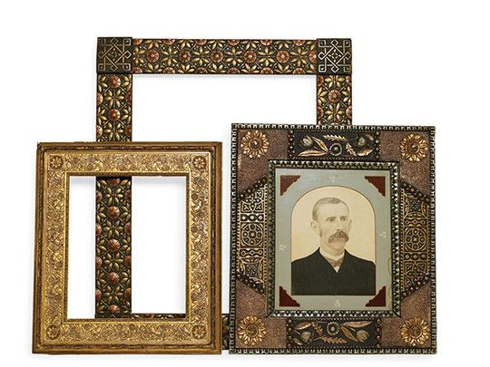 Beautiful Antique Frames | Traditional Home