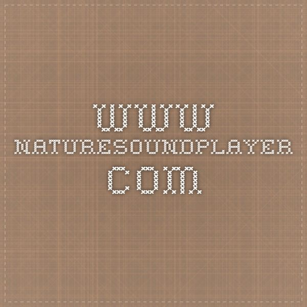 www.naturesoundplayer.com
