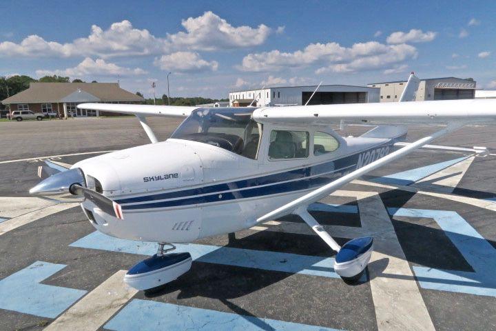 1972 Cessna 182P Skylane for sale in (KLHZ) Louisburg, NC USA => www.AirplaneMart.com/aircraft-for-sale/Single-Engine-Piston/1972-Cessna-182P-Skylane/14690/