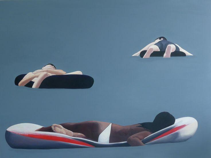Dream III, 160cmx120cm, olej, płótno, 2013