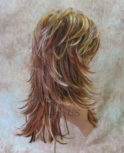 Fab long hairstyles for round faces! #longhairstylesforroundfaces