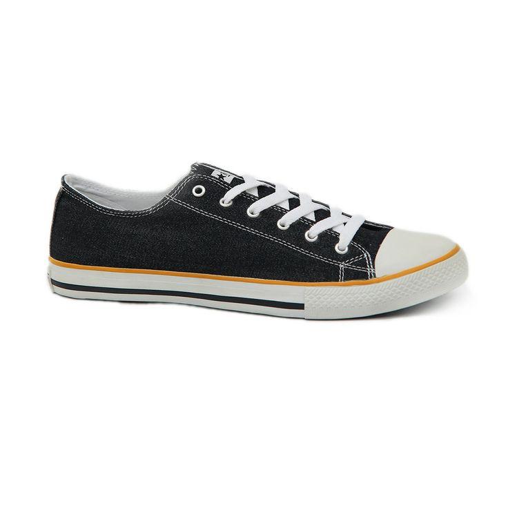 Κλασσικό, αλλά πάντα επίκαιρο το sneaker  I-Conv. Διαθέτει σόλα από καουτσούκ και πάνω μέρος από πανί. Πρακτικό, αποτελεί κατάλληλη και οικονομική λύση για καθημερινό σπορ ντύσιμο.