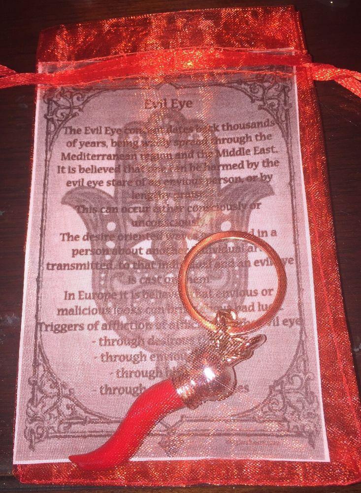 Italian Red Horn ��Cornicello��Protection Amulet - Italy Evil Eye Malocchio ��  | eBay
