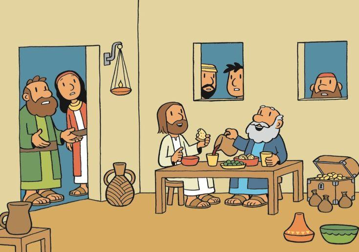 Godsdienst: afbeelding Jezus