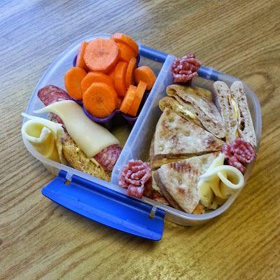 Olgamors finurligheter: Matpakker igjen