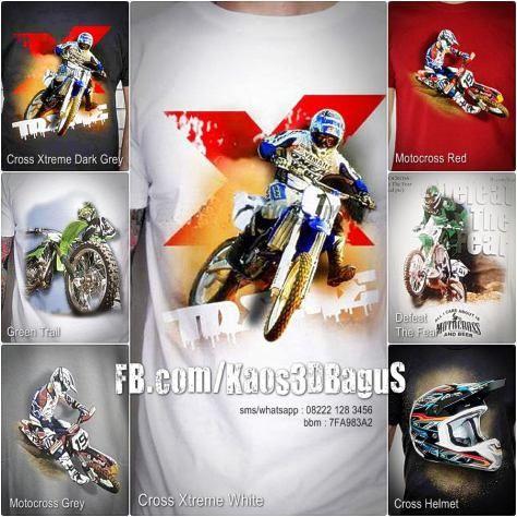 Kaos MOTOCROSS, Kaos TRAIL, Kaos KLUB MOTOCROSS, Kaos3D, Kaos3DBagus, https://www.facebook.com/kaos3dbagus, WA : 08222 128 3456, LINE : Kaos3DBagus