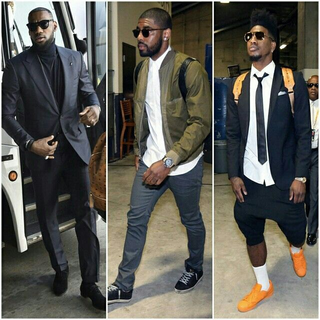 // Which Cavs player had the best #NBAstyle for Game 1 of the Finals? A.) @KingJames B.) @K1Irving C.) @ImanShumpertThe1st