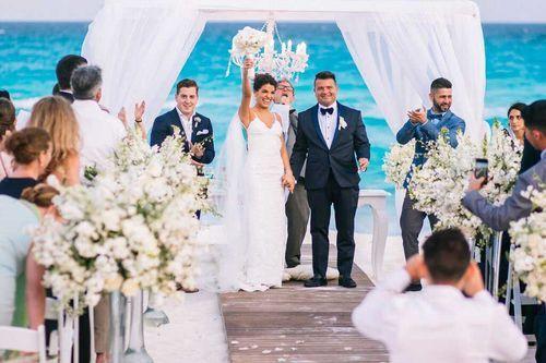 Top Mexico Wedding Venues | How to Marry in Mexico | Mandala Beach, Zona Hotelera, Cancun