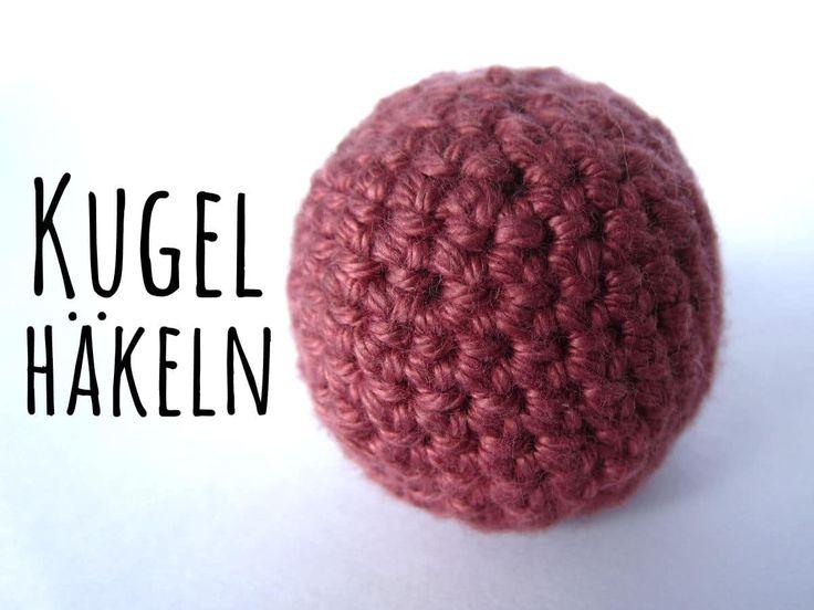Die Kugel bzw der Ball ist eine der am häufigsten verwendeten Formen beim Amigurumi häkeln bzw Abwandlungen dieser. Sei es ... mehr