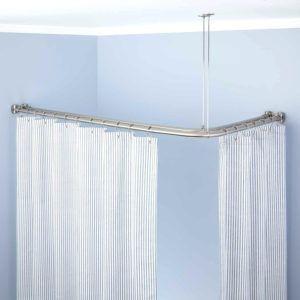 Extendable Shower Curtain Rod Bunnings