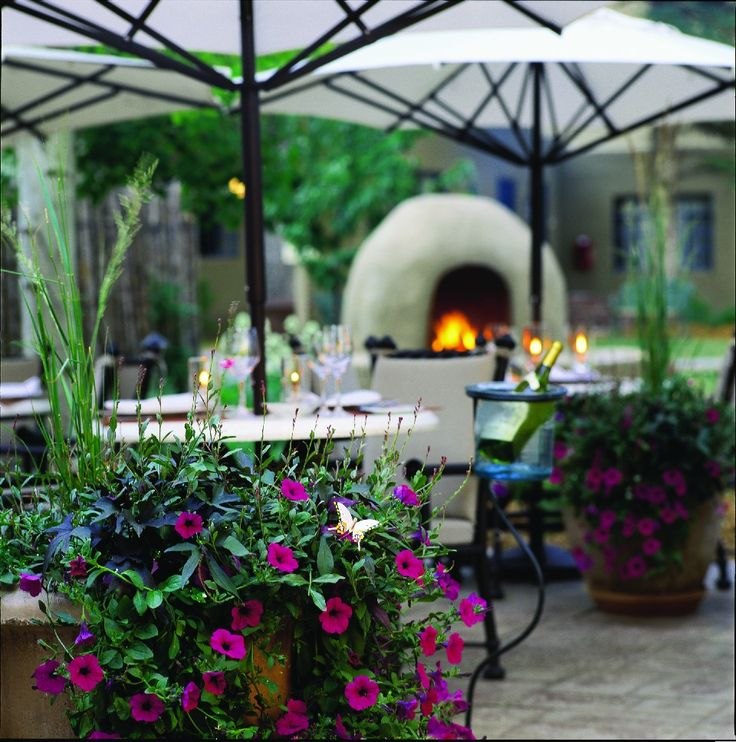 Fuego Restaurant at La Posada de Santa Fe Resort and Spa