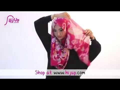 28 Hijab Tutorial   Natasha Farani Collaborated with HijUp)