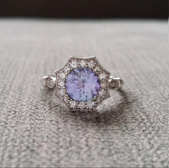 14 Under 1 000 Gemstone Engagement Prove Diamonds Aren T: 25+ Best Ideas About Tanzanite Engagement Ring On