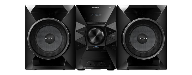 Hi-Fi System with NFC and Bluetooth | MHC-ECL77BT | Sony UK