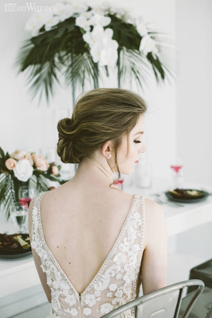 526 best Wedding Hair & Makeup images on Pinterest | Boyfriends ...