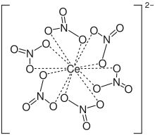 Ceric ammonium nitrate - Wikipedia, the free encyclopedia