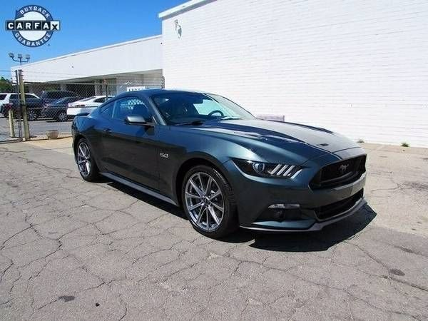 2015 Ford Mustang GT Premium 2dr Coupe Garmin Nav Red Leather ( Ford_ Mustang_ GT Premium)