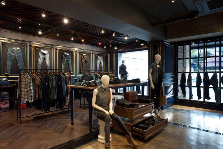 Egome Boutique by Metaphor Interior Architecture, Jakarta   Indonesia fashion