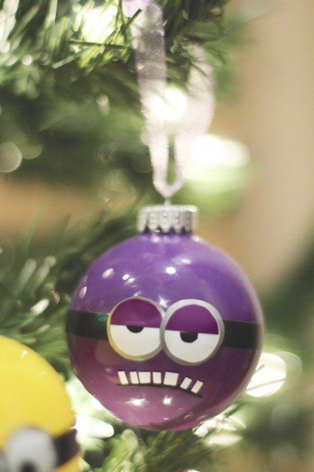 Best 25 minion ornaments ideas on pinterest minion christmas diy minion ornaments solutioingenieria Gallery