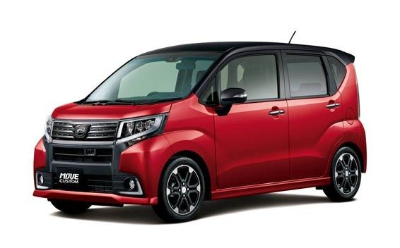 Daihatsu Move Custom Price Specifications Overview Review