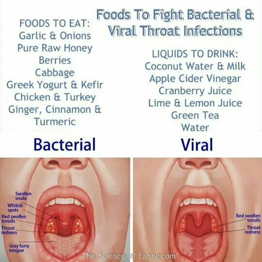 Sinus Virus Best Foods