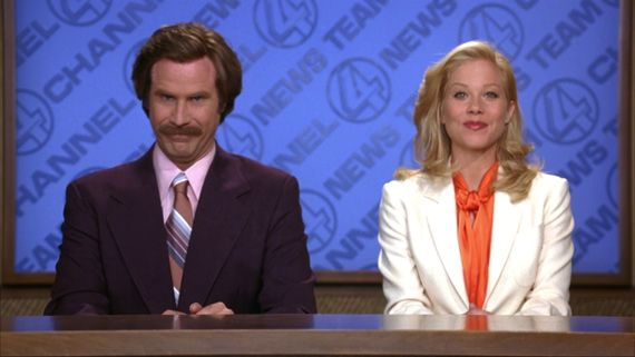Image result for anchorman veronica corningstone
