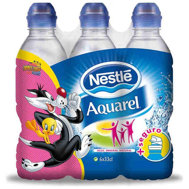Nestle Aquarel Water