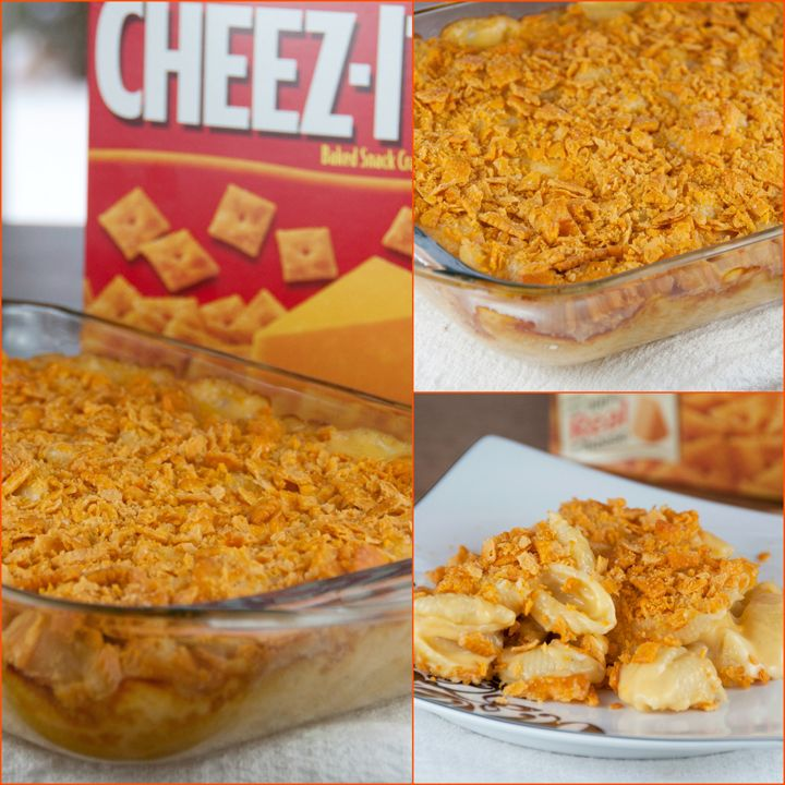 how to make cheese sauce for baked macaroni