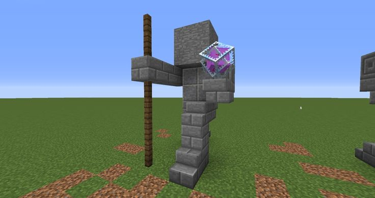 05 - Small Kneeling Statues easy build for miencraft ideas ...