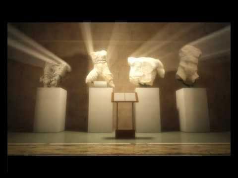 Os mármores do Partenon no Museu Britânico | #Arte, #Esculturas, #GréciaAntiga, #MármoresPartenon, #MuseuBritânico