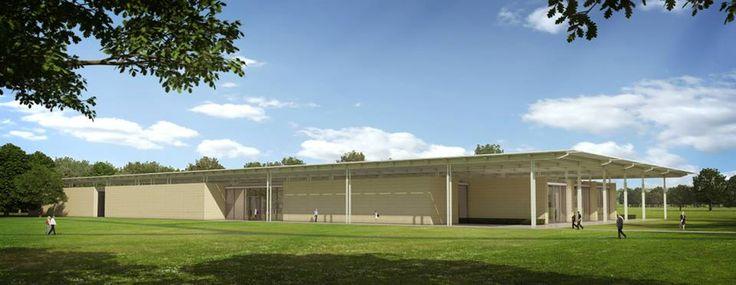 Museum Voorlinden, Wassenaar wordt voorjaar 2016 geopend