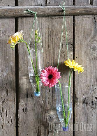 Подвесные вазы