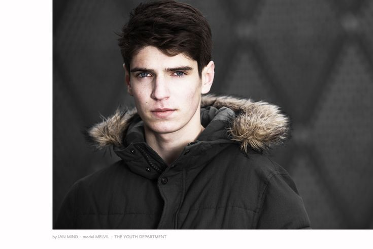 MELVIL _ THE YOUTH DEPARTMENT Exclusive for  FASHIONABLY MALE by IAN MIND