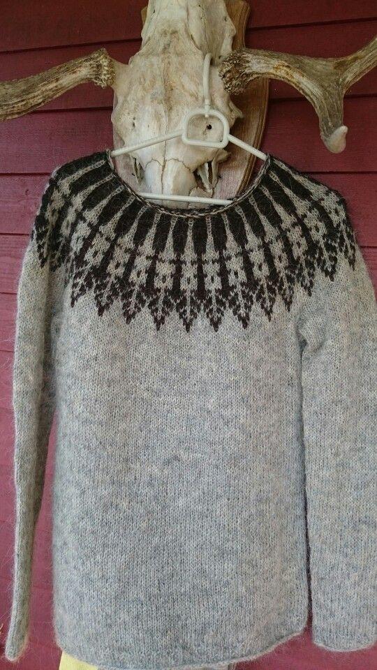 Plötulopi sweater | via @theslowlorus                                                                                                                                                                                 More
