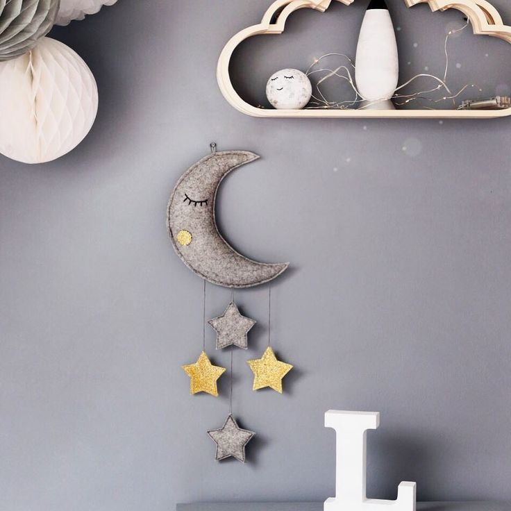 Tinyppl London (@tinyppllondon) • Instagram photos and videos nursery wall decor, moon and stars baby mobile, handmade baby mobile, unisex baby gifts