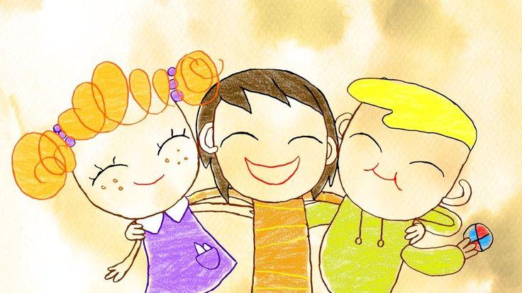Tankebobler - En lille film om venskab