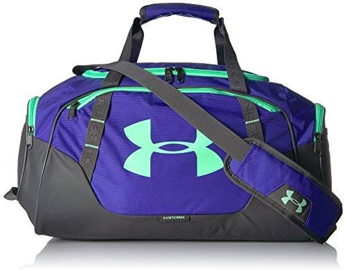 5d307f1167 Under Armour Undeniable 3.0 Medium Duffle Bag, Black Full Heather (002):  Amazon.ca: Sports & Outdoors