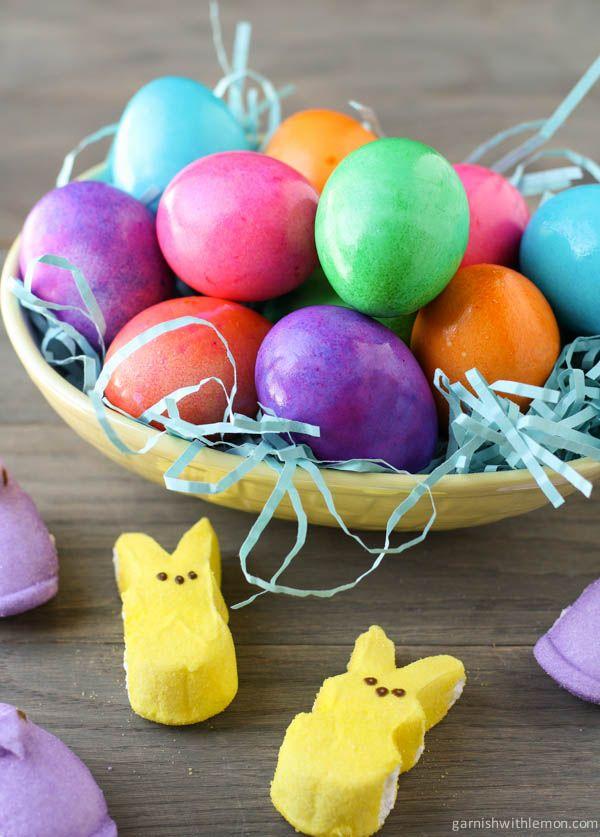 Perfect Hard Boiled Eggs ~ http://www.garnishwithlemon.com