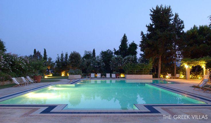 Luxury Corfu Villas, Corfu Villa Feliche, Ionian Islands, Greece