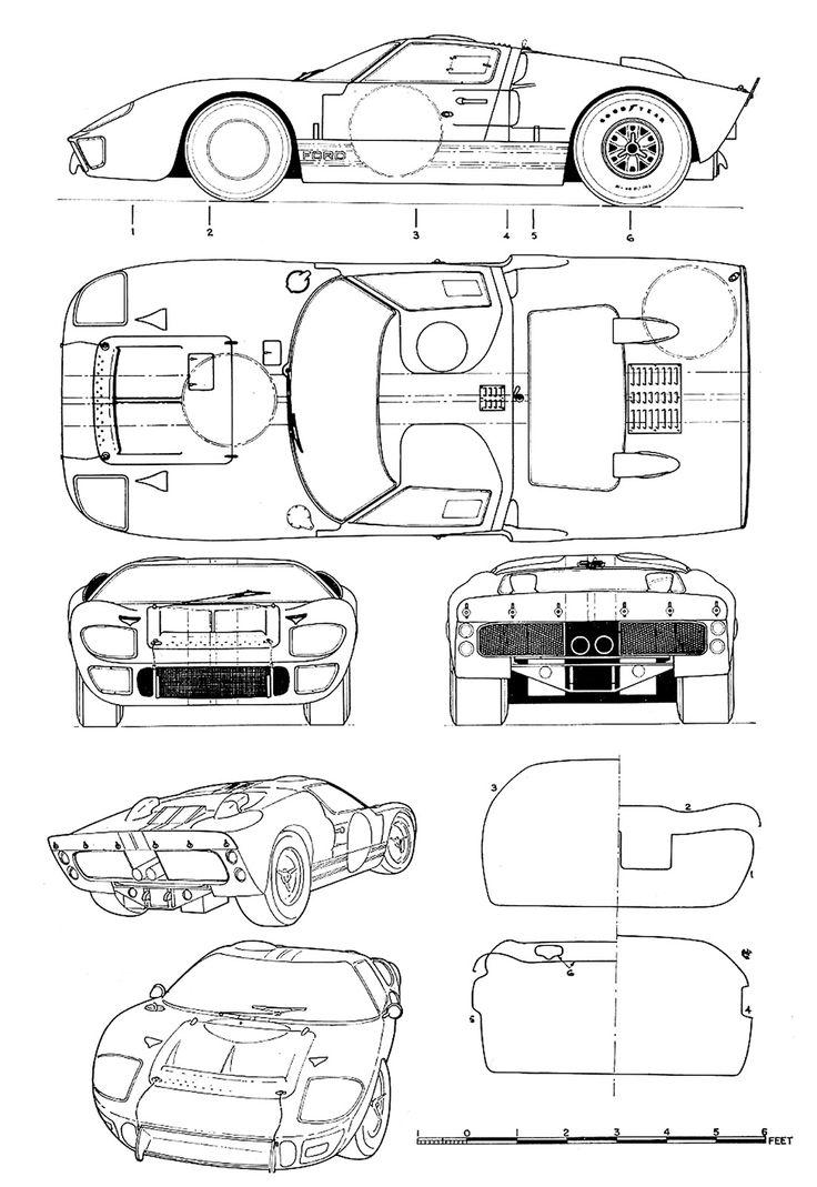 sketchbook historic cars pictures  il figurino di un