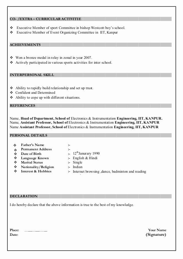 Mechanical Engineering Resume Templates Unique Video Resume Script Engineer Gocv E Create Your Engineering Resume Templates Engineering Resume Resume Objective