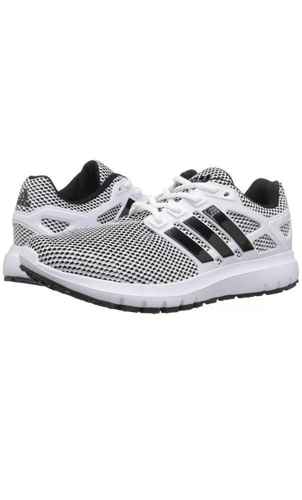 23af9d309 adidas Men s Energy Cloud m Running Shoe White Black Black Size 8 1 2   fashion  clothing  shoes  accessories  mensshoes  athleticshoes (ebay link)