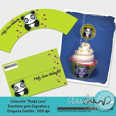 Claudell Crafts Designs: etiquetas