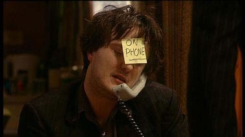Dylan Moran and Graham Linehan stole my subconscious, turned it into a show and called it Black Books
